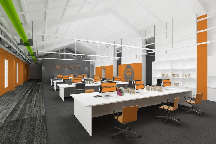 Thorpe Office Studio 10